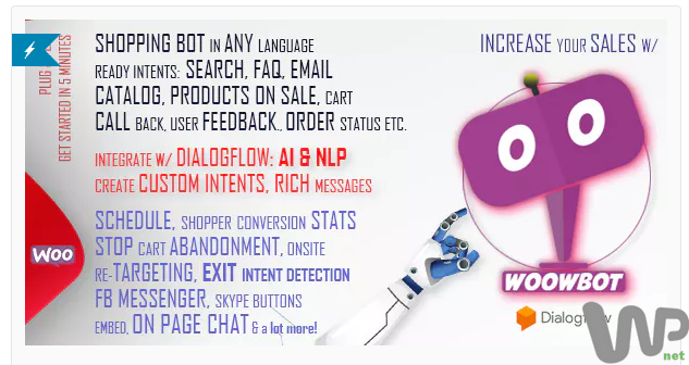 Chat Bot for WooCommerce