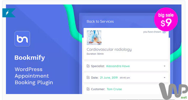 Bookmify - Appointment Booking